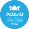 Acquia Certified developer